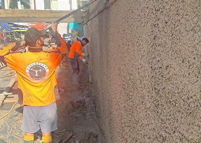 Qld Shotcrete Services Concreting